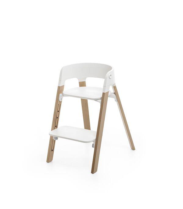 Steps Chair Bundle  多功能嬰童椅組合(橡木)