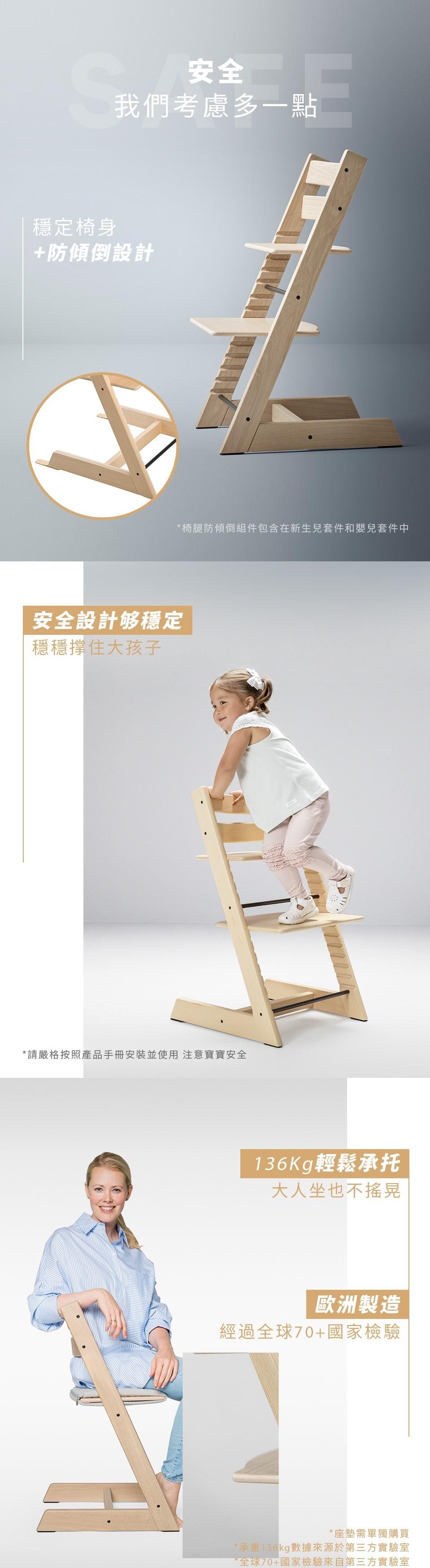 TRIPP TRAPP® 成長椅